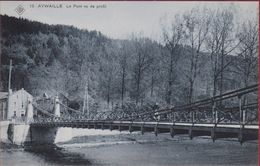 Aywaille Le Pont Vu De Profil SBP (En Très Bon Etat) Luik Liege - Aywaille