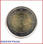 FRANKRIJK - 2 € COM. 2011 UNC - FEEST VAN DE MUZIEK - France