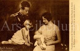 Postcard / ROYALTY / Belgium / Belgique / Prince Baudouin / Prins Boudewijn / Unused / Marchand / Reine Astrid / Leopold - Koninklijke Families