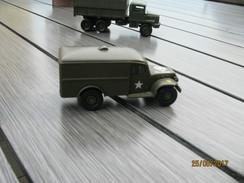 SOLIDO - Véhicule Militaire - Dodge WO - 54  Armée US - Autres Collections