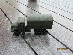 SOLIDO - Véhicule Militaire - Camion Berliet - Armée Française - Autres Collections