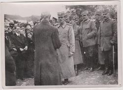 Grece Entree A Bgd Du Prince Regent Apres La Rupture Du Front De Salonique Photo - Griechenland