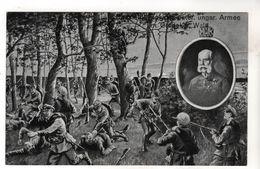 Nr. 9214, K.u.K. Truppen Im Grodeker Wald, Kaiser Franz Josef - Weltkrieg 1914-18