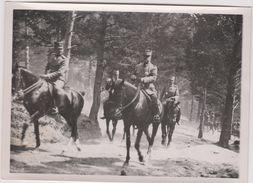 Grece Le Regent  Alexandre Et General  Franchet D'esperey Visitant Le Secteur De L'armee Serbe  Septembre 1918 Serbie - Grèce