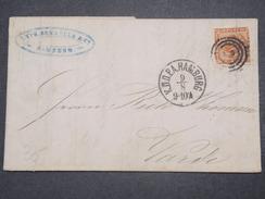 DANEMARK - Lettre De Hambourg Pour Haderslev En 1862 - L 9731 - Lettres & Documents