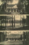 Ca. 1915, ZOSSEN, Erholungsheim, Übungsplatz, Haupthaus, Liegehalle, Haus 2, Ungebraucht - Alemania