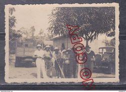 Au Plus Rapide Abidjan Côte D'Ivoire Années 30 Voiture Ancienne Retour De Chasse - Automobili