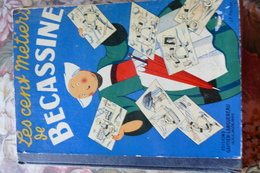 ALBUM LES 100 METIERS DE BECASSINE - Année 1950 - / H 2 - Bécassine