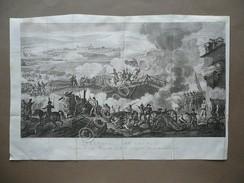 Incisione In Rame Battaglia Di Arcolo 1796 Storia Di Napoleone Norvins 1833 - Vecchi Documenti