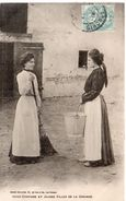 Coiffure Et Jeunes Filles De La Gironde  ...(98975) - France