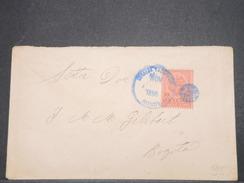 Colombie - Enveloppe De Tolima Pour Bogotta En 1896 , Affranchissement Et Oblitération Plaisants - L 9738 - Colombia