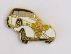 1 Pin's MERCEDES BENZ 500 K - 1934 Signé ARTHUS BERTRAND PARIS - Mercedes