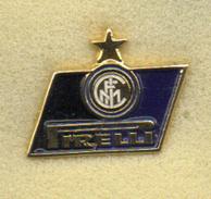 PQM1 Inter Pirelli Coppa Soccer Nerazzurra Football Calcio Milano - Calcio
