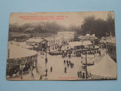 EXPO Internationale Du Nord - Roubaix Anno 1911 LUNA PARK ( L. Huret ) ( Zie Foto Voor Details ) !! - Roubaix