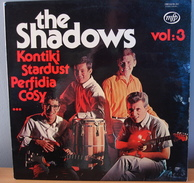 THE SHADOWS Volume 3 - Instrumental