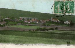 (Doubs) CPA  Bretonvillers Vue Panoramique  (Bon Etat) - France