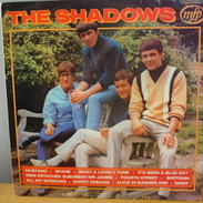 THE SHADOWS  Disque Stéréo/mono - Instrumental