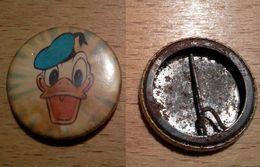 Ancienne Broche Pin's Donald Duck Walt Disney Milieu XX ème - Jouets Anciens