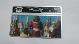 Austria-(p212)-1000 J.O.-nationalfarben-(309l)-(50ein)-tirage-3.000-+1card Prepiad Free - Autriche