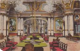 Monaco Monte Carlo Casino Salle De Jeu Roulette - Casino