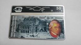 Austria-(p220)-1000 J.osterr.-don Juan-(309l)-(50ein)-tirage-2.500-+1card Prepiad Free - Autriche
