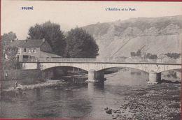 Sougné-Remouchamps L'ambleve Et Le Pont Aywaille Liege Luik AHH - Aywaille