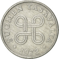 Finlande, Penni, 1972, TTB+, Aluminium, KM:44a - Finlande