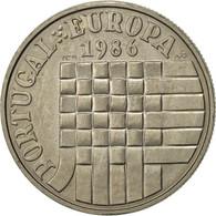 Portugal, 25 Escudos, 1986, TTB+, Copper-nickel, KM:635 - Portugal