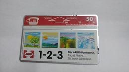 Austria-(p238)-ARBO1-(310l)-(50ein)-tirage-3.000-+1card Prepiad Free - Autriche