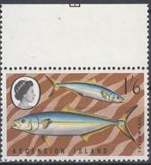 Ascension 1968 Yvertn° 123  *** MNH  Cote 3,00 Euro Faune Poissons Vissen Fish - Ascension (Ile De L')