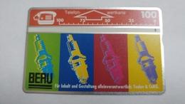 Austria-(p255)-beru-zundkerzen-(311l)-(100ein)-tirage-750-+1card Prepiad Free - Autriche