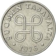 Finlande, Penni, 1976, TTB+, Aluminium, KM:44a - Finlande