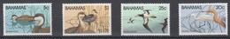 Bahamas  1981 Yvertn° 480-483  *** MNH  Cote 14,00 Euro Faune Oiseaux Vogels Birds - Bahamas (1973-...)