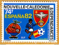 Nouvelle-Calédonie **LUXE 1982 Pa 225 - Luchtpost