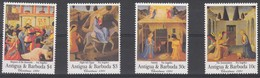 Antigua & Barbuda 1991 Yvertn° 1401-1404  *** MNH  Cote 7,50 Euro Noël Christmas Kerstmis - Antigua Y Barbuda (1981-...)
