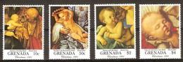 Grenade Grenada 1991 Yvertn° 2082-2085  *** MNH  Cote52 FF Noël Christmas Kerstmis - Grenade (1974-...)