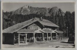 Col Du Pillon Et La Palette - Animee Oldtimer - Photo: Frobenius - VD Vaud