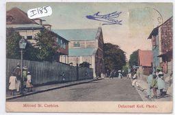ST-LUCIA- STE LUCIE--MICOUD  ST CASTRIES- - Postcards