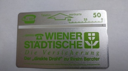 Austria-(p275)-wr.stadtische-grub-(401l)-(50ein)-tirage-5.000-+1card Prepiad Free - Autriche