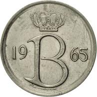 Belgique, 25 Centimes, 1965, Brussels, TTB+, Copper-nickel, KM:154.1 - 02. 25 Centimes