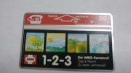 Austria-(p289)-ARBO 2-(422l)-(50ein)-tirage-5.000-+1card Prepiad Free - Autriche