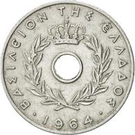 Grèce, 20 Lepta, 1964, TTB+, Aluminium, KM:79 - Grèce