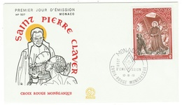Monaco // FDC // 1979 // Croix Rouge Monégasque - FDC