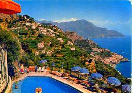 Pogerola - Costiera Amalfitana - Piscina Hotel Excelsion - 47159 - Formato Grande Viaggiata – Ar - Salerno