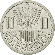 Autriche, 10 Groschen, 1995, Vienna, SUP, Aluminium, KM:2878 - Autriche