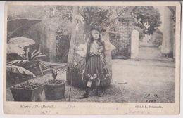 MORRO ALTO ( BRESIL ) - CLICHE L. DELAMAIN - ECRITE EN 1906 - 2 SCANS - - Brasilien
