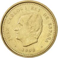 Espagne, Juan Carlos I, 100 Pesetas, 1999, Madrid, TTB+, Aluminum-Bronze - [ 5] 1949-… : Royaume