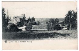 Amay Château De Saint Lambert - Amay