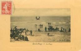 62 - BERCK-PLAGE - La Plage - Berck