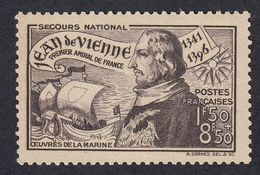 FRANCE Francia Frankreich - 1942 - Yvert 544 Nuovo Con Gomma Integra. - Unused Stamps
